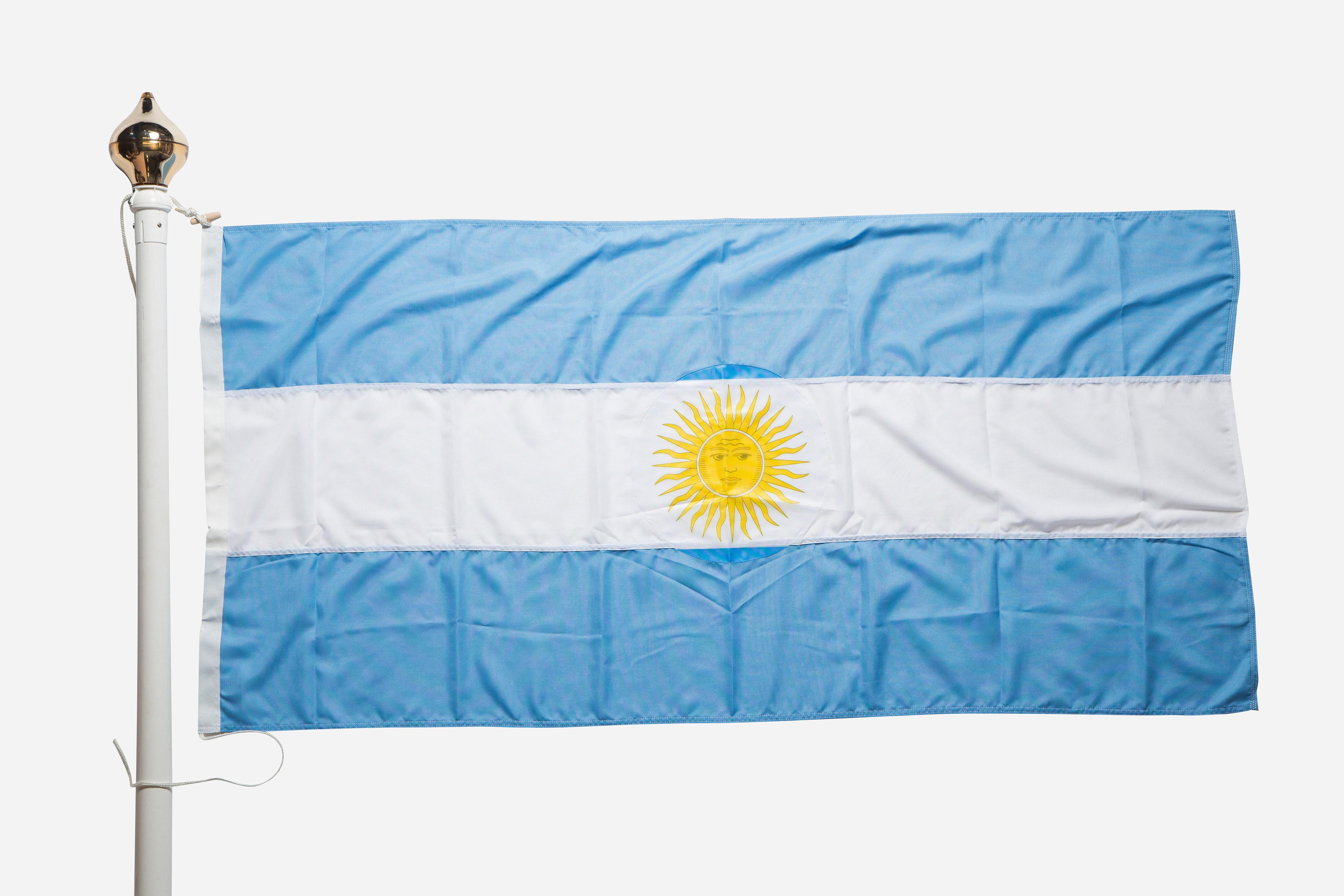 Argentina National Flag - Flagmakers Official Argentina Flag