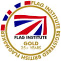 Flagmakers Flag Institute Gold Member