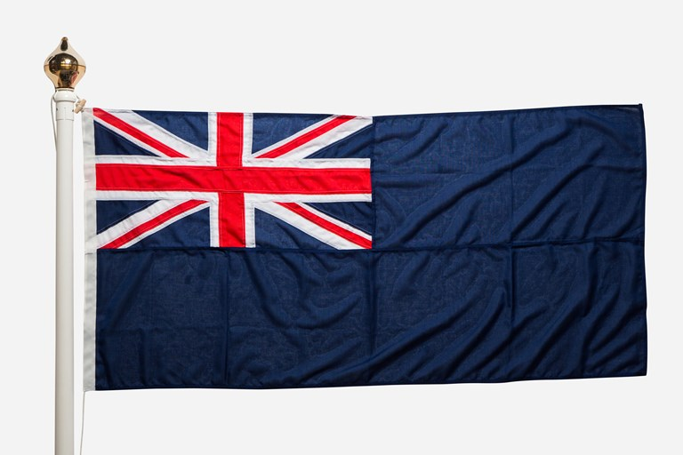 Blue Ensign - Nautical Flags - Government Ensign of the United Kingdom